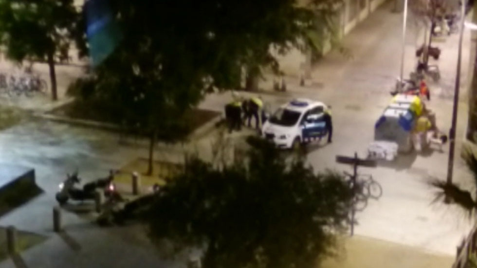 Investigan la agresión de los Mossos a un joven en Barcelona