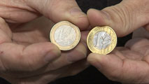 Ir al VideoInvestigan a la Generalitat por un presunto delito de falsificación de moneda