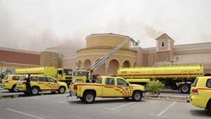 Cuatro niños españoles fallecen en el incendio de un centro comercial en Doha