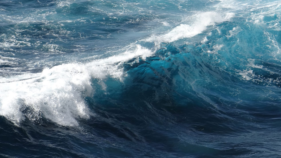 Las boyas que miden las olas gigantes registraron en 2014 un récord histórico