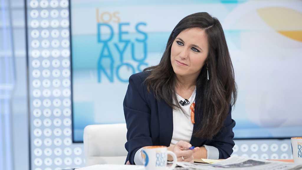 Los desayunos de TVE - Ione Belarra, portavoz adjunta de Unidos Podemos en el Congreso