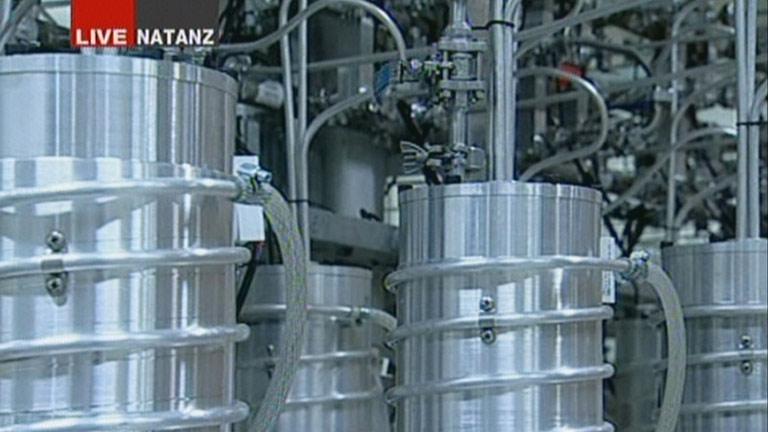 Irán fabrica su propio combustible nuclear y pone en marcha nuevas centrifugadoras