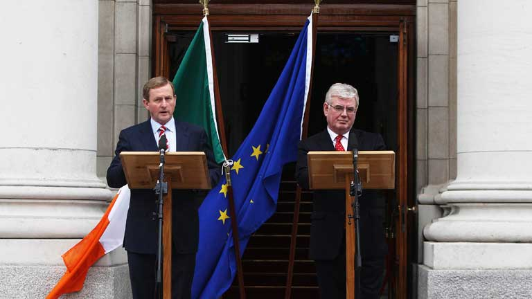 "Irlanda dice ""sí"" al pacto fiscal europeo con un 60% de votos a favor"