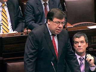 Ver vídeo  'Irlanda no tiene necesidades de financiación hasta mediados de 2011'