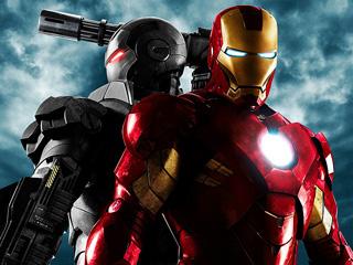 Días de cine - 'Iron Man 2', Robert Downey Jr. vuelve a enfundarse la armadura