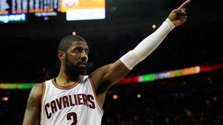 Irving no se da por vencido y alimenta las esperanzas de los Cavaliers