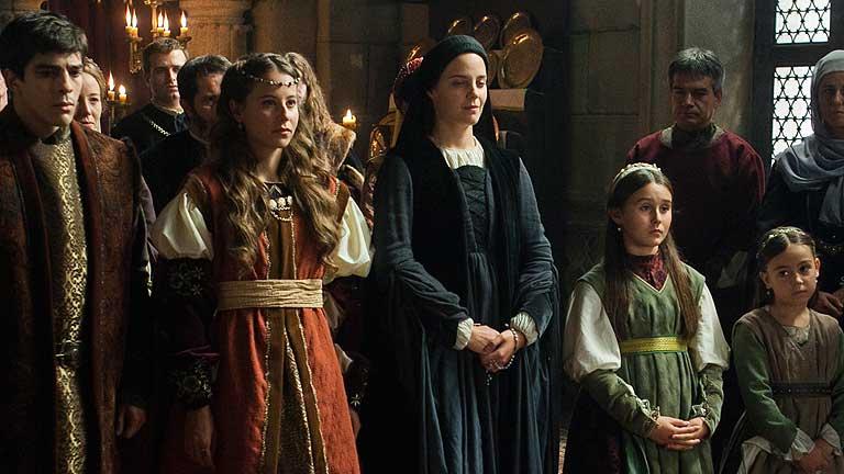 Isabel las alianzas matrimoniales de los hijos de los reyes