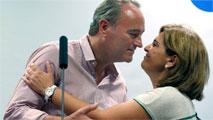 Ir al VideoIsabel Bonig sustituye a Alberto Fabra para presidir el PP valenciano