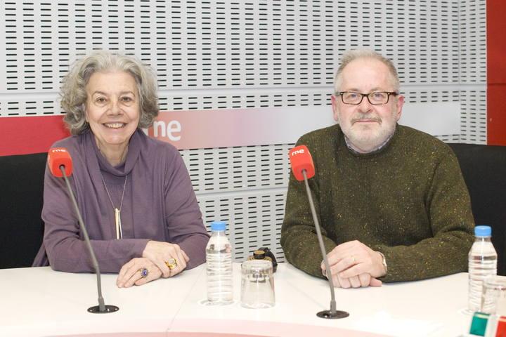 Isabel yanguas en juego de espejos for Carles mesa radio nacional