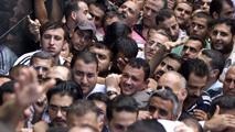 Ir al VideoIsrael cierra el paso de Erez hacia Gaza