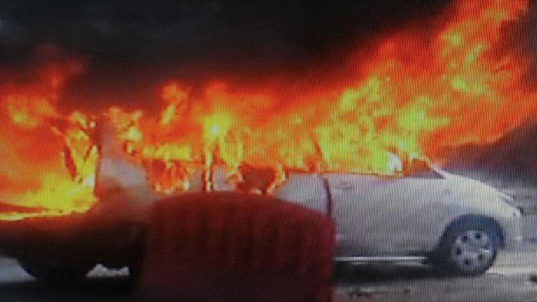 Israel confirma dos atentados contra sus diplomáticos en Delhi y Tiflis