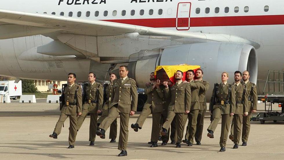 """La ONU confirma la responsabilidad de Israel en la muerte del """"casco azul"""" español"""