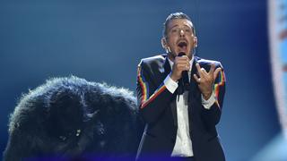 Eurovisión 2017 - Italia: Francesco Gabbini canta 'Occidentali's Karma'