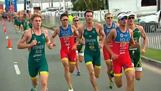 Triatlón - ITU World Series. Prueba Gold Coast. Resumen