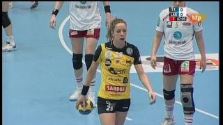 Balonmano - Liga de Campeones Femenina - Itxako Reyno de navarra-Larvik