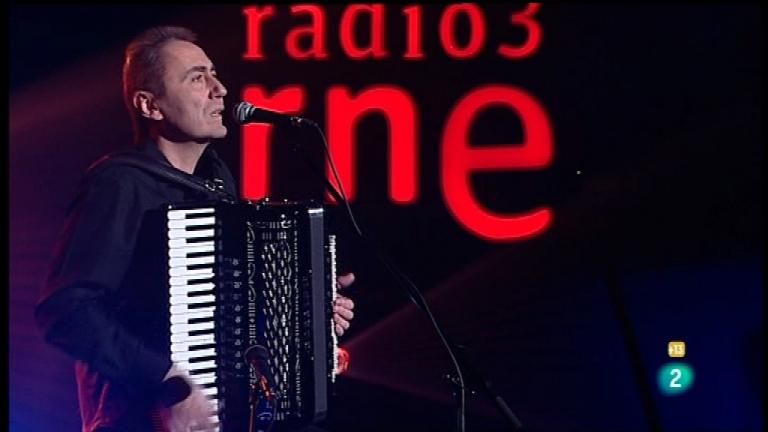 Los conciertos de Radio 3 - Jabier Muguruza