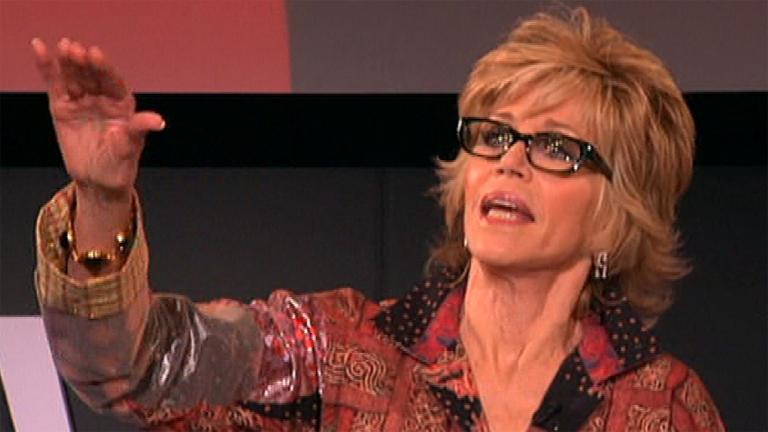 Jane Fonda: El tercer acto de la vida