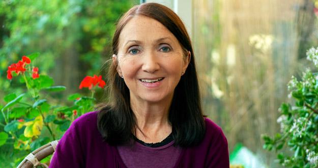 Jane Hawking, autora del libro 'Hacia el infinito - Mi vida con Stephen Hawking'