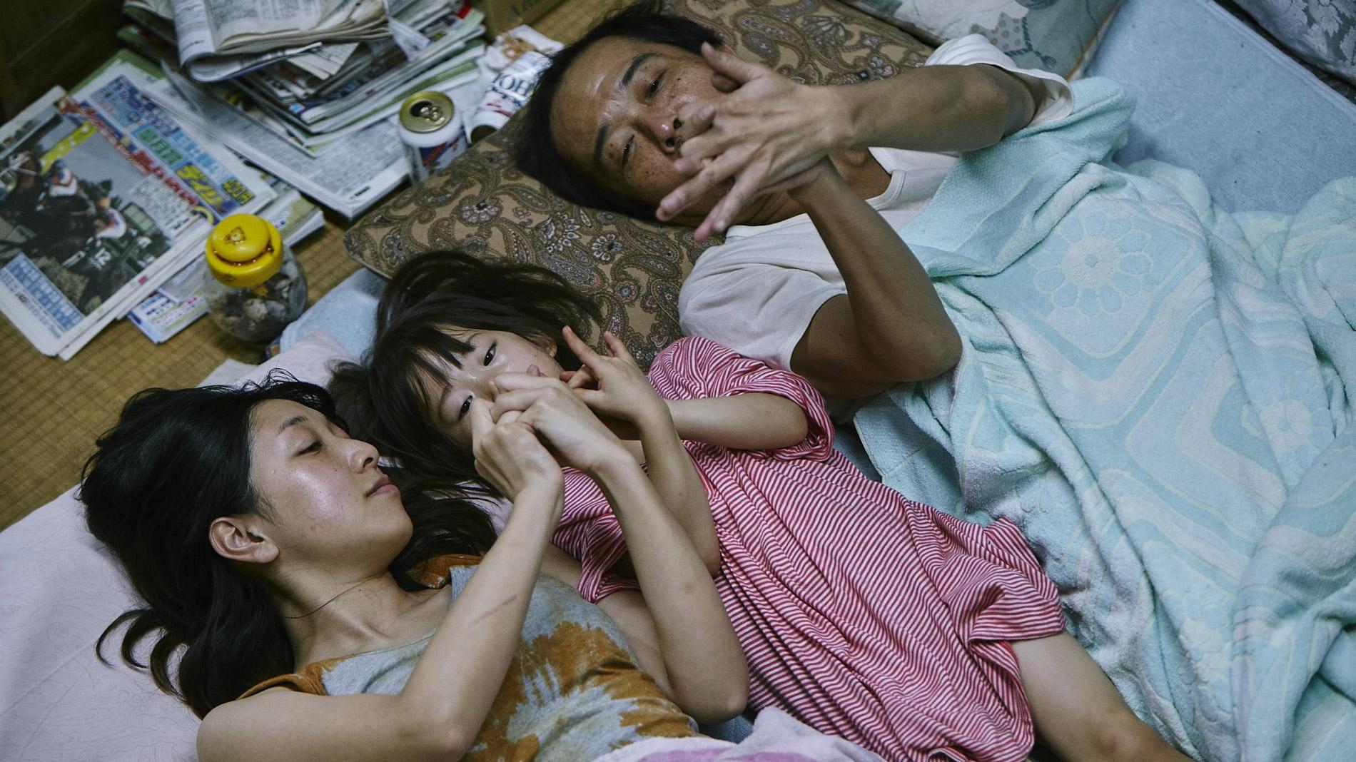 Ir al VideoEl japonés Koreeda gana la Palma de Oro en Cannes por 'Manbiki kazoku'