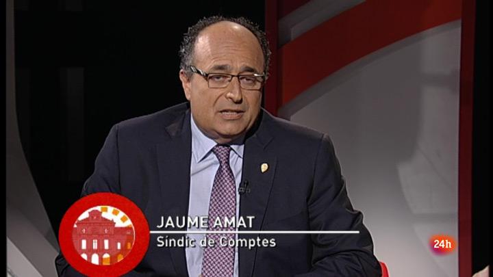 Aquí parlem -  Jaume Amat, Síndic de Comptes de Catalunya