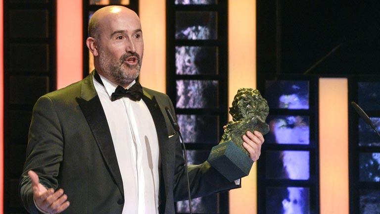 """Javier Cámara, Goya al mejor actor protagonista en 2014: """"es un honor estar entre los actores que tienen este premio"""""""
