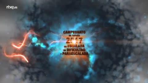 Javier Cano y Muriel Ruíz de Larramendi, campeones de España de escalada en dificultad