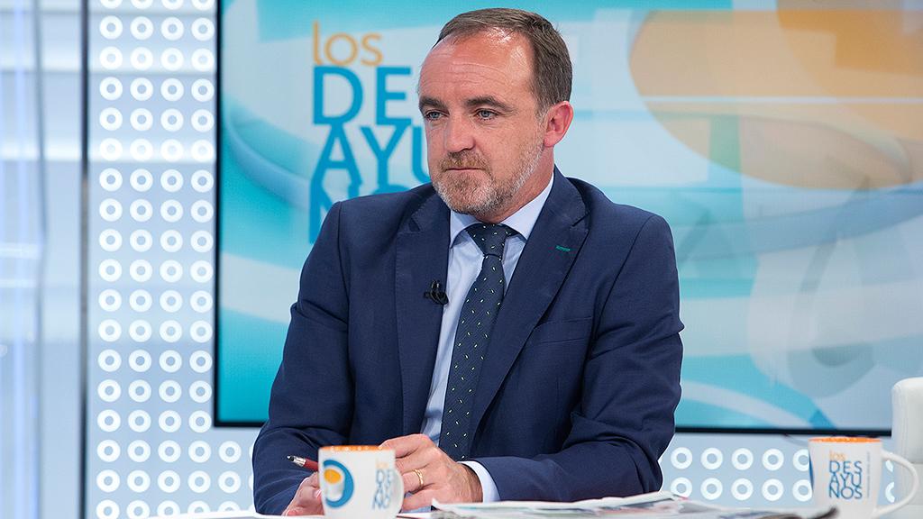 """Javier Esparza (UPN): """"El apoyo de UPN al PP es una muestra de lealtad con el país"""""""