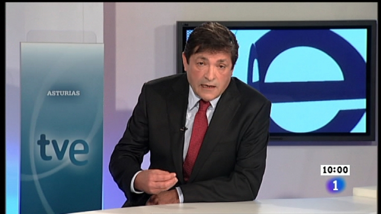Los desayunos de TVE - Javier Fernández, candidato del PSOE a la presidencia del Principado de Asturias