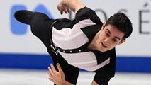 Javier Fernández, pentacampeón de Europa de patinaje