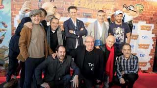 """Javier Fesser lleva al cine el universo de """"Mortadelo y Filemón"""""""