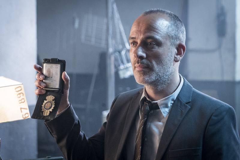Javier Gutiérrez, mejor intérprete masculino de ficción por 'Estoy vivo'
