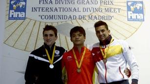 Javier Illana buscará el podio en su tercera participación olímpica