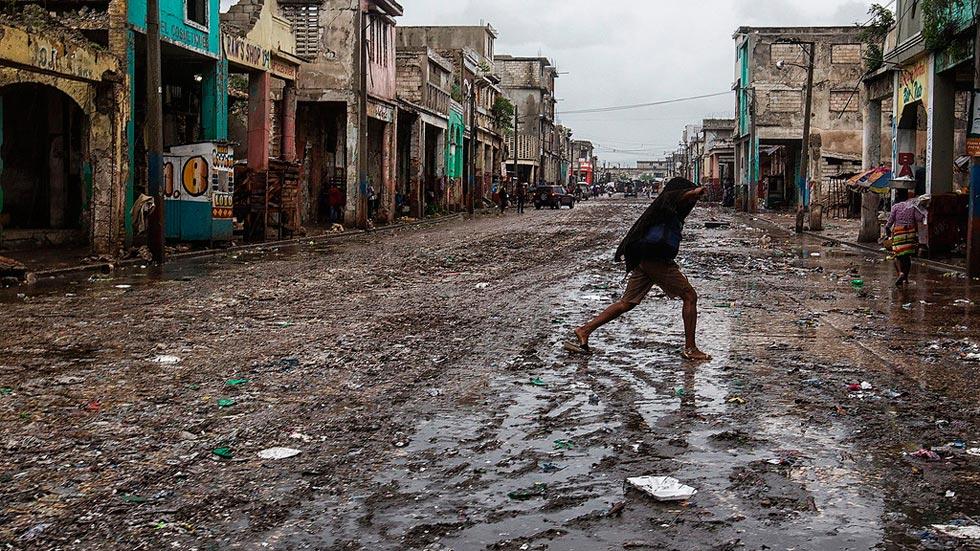 """Javier Martos, Unicef España: """"Nuestros hermanos haitianos necesitan el apoyo de la comunidad internacional"""""""