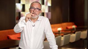 Javier Sardá en 'Entrevista a la carta'