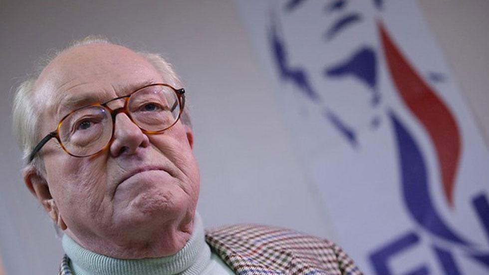 Jean-Marie le Pen renuncia a ser candidato en las próximas elecciones regionales en Francia
