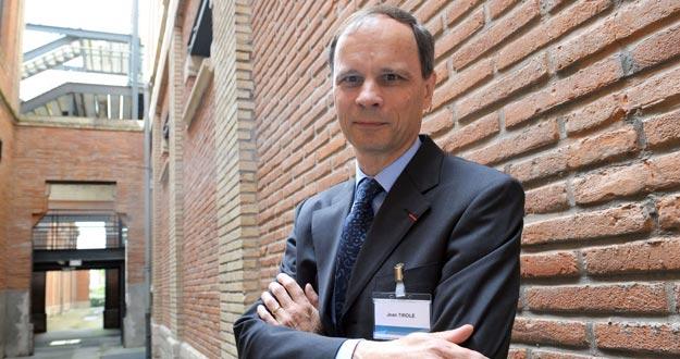 Jean Tirole, en una imagen tomada el 2 de junio de 2008