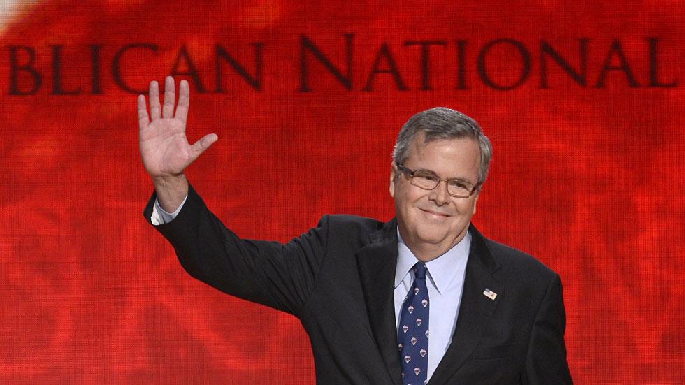 Jeb Bush se sube a la carrera para las presidenciales de 2016