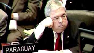 La Unión Europea no define su postura sobre el cambio en la jefatura de Estado de Paraguay
