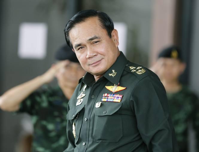 El jefe de la junta militar de Tailandia, el general Prayuth Chan-ocha.