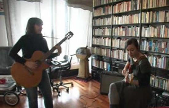 Mapa sonoro - Jeffrey Lewis, Óscar Mulero, Pauline en la Playa, Gerardo Cartón y Liars