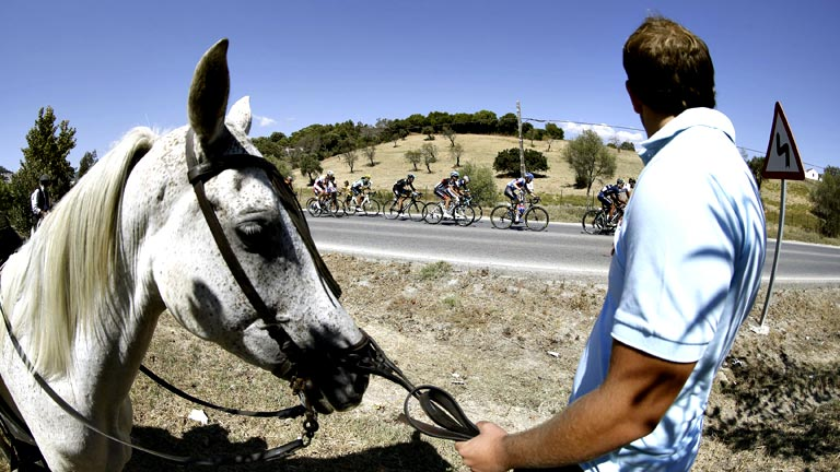 Jerez de la Frontera lanzará la Vuelta 2014
