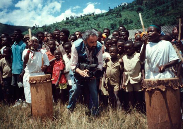 Jesús Mata ha firmado imágenes que van desde cárceles en Ruanda al 11S neoyorquino