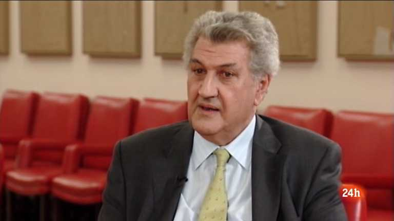 Parlamento - Entrevista a Jesús Posada, presidente del Congreso - 09/06/12
