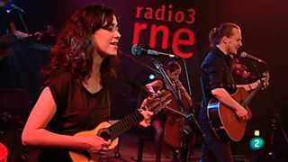 Los conciertos de Radio 3 - JF Sebastian
