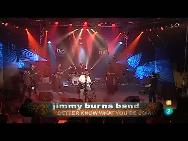 Los conciertos de Radio 3 - Jimmy Burns