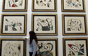 Informe semanal - Joan Miró, el pintor poeta