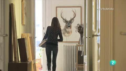 Punts de vista - Joana Santamans i el seu bestiari il·lustrat