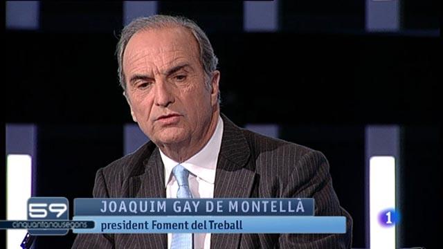 59 segons -  Joaquim Gay de Montellà