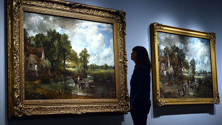 John Constable, el precursor del impresionismo