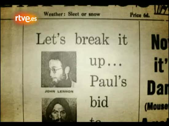 The Beatles: Después de los Beatles, Lennon